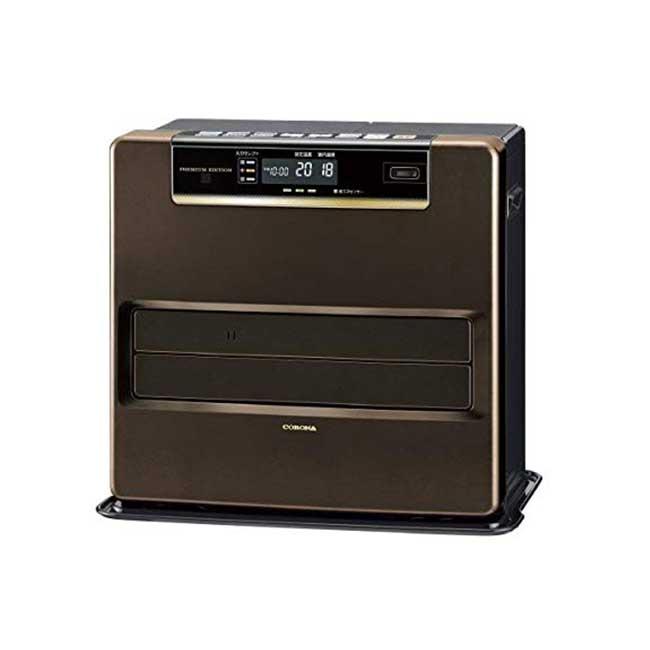 CORONA FH-WZ5718BY 煤油電暖爐 兩色 閘門除臭 人體感知 暖爐 10坪 日本 日本代購