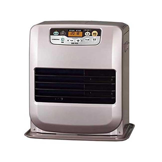 CORONA FH-VG3318Y 煤油暖爐 電子溫風式 適用6坪 消臭抑制 暖爐 日本 日本代購