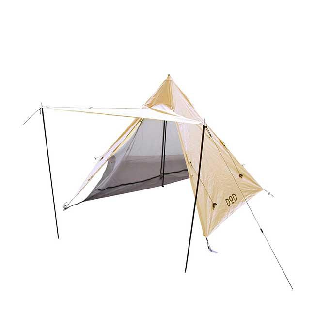 DOD T1-442 騎士單頂帳篷 兩色 環島必備 露營 帳篷 營舞者 日本