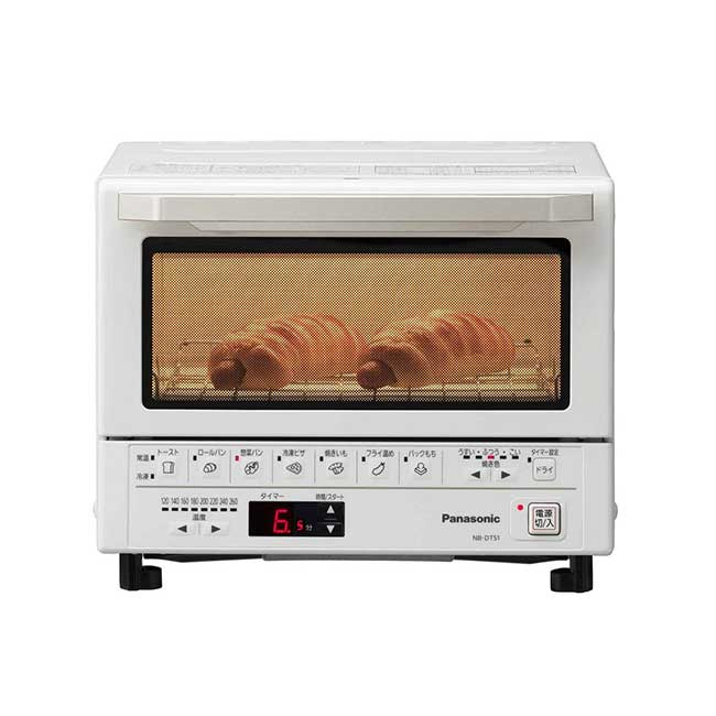 Panasonic NB-DT51 智慧烤箱 遠紅外線 烤麵包機 食物乾燥 小烤箱
