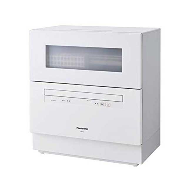 Panasonic NP-TH2 桌上型洗碗機 簡易安裝 高溫殺菌 烘碗機 5人份 國際牌 日本
