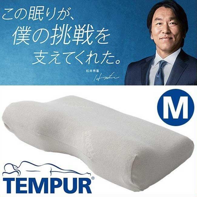 日本Tempur 丹普 千禧感溫頸枕 M、L 枕頭 低反發枕頭 日本代購