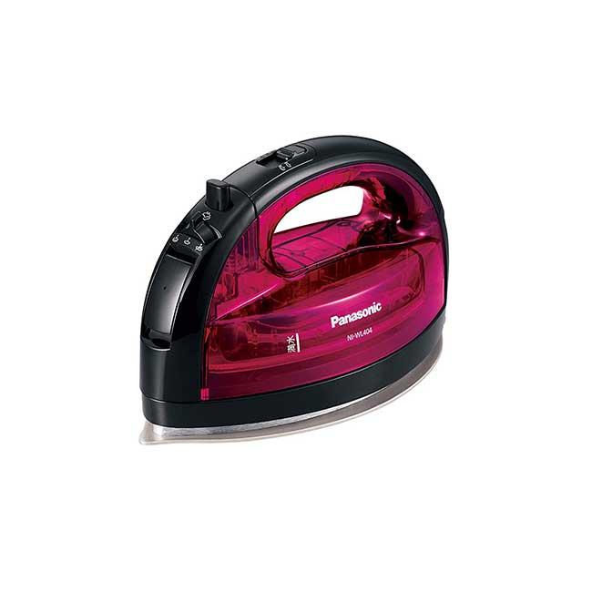 Panasonic NI-WL404 蒸氣電熨斗 熨斗 水箱120ml 無線設計 強力蒸氣9.5g/分