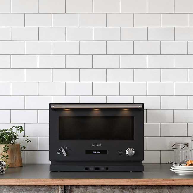 BALMUDA The Range K04A 微波爐 烤箱 液晶顯示 18L 百慕達 日本 日本代購
