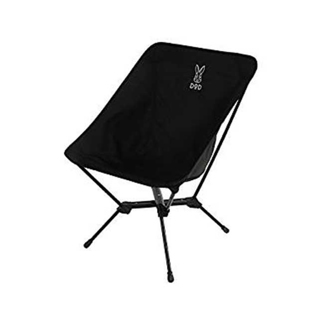 DOD 便攜性折疊X型框架椅子 C1-591 營舞者 日本 日本代購