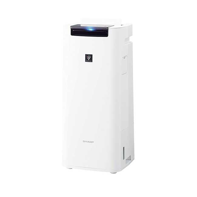 SHARP KI-HS40 加濕空氣清淨機 負離子 除臭 除菌 PM2.5 空間更小 夏普