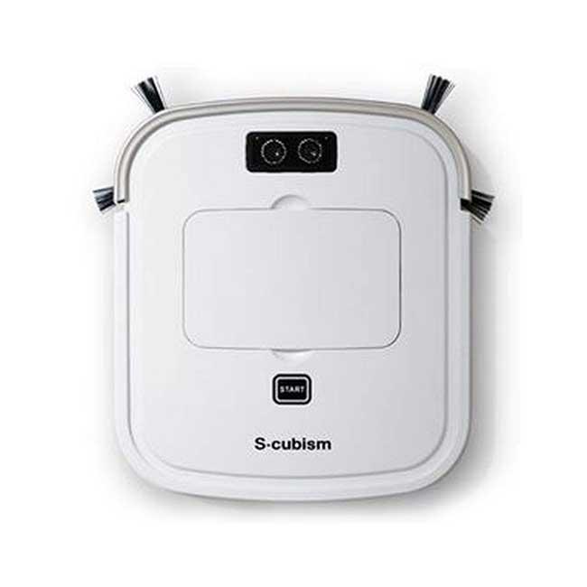 日本極新 超薄型 掃地機器人 s-cubism SCC-R05SM 吸塵 3.2cm 日本代購