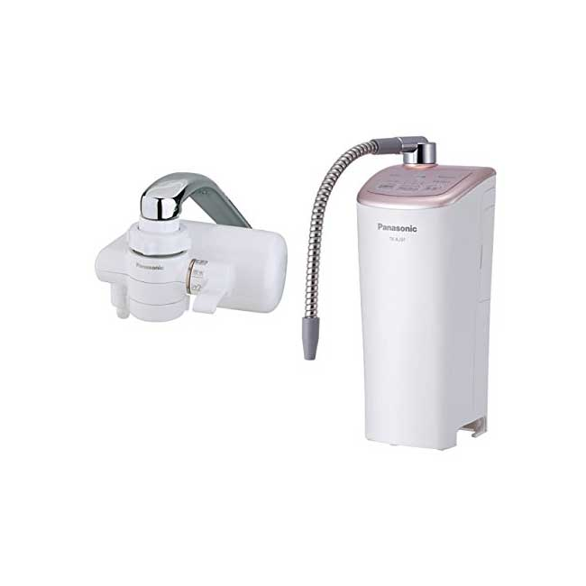 Panasonic 松下 TK-AJ21 整水器 健康電解水機 分體式 可過濾溶解性鉛 日本 日本代購