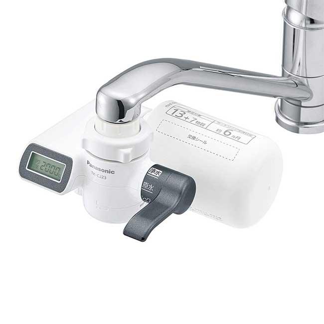 Panasonic 松下 國際牌 TK-CJ23 水龍頭式 健康電解水濾水器 整水機 日本 日本代購