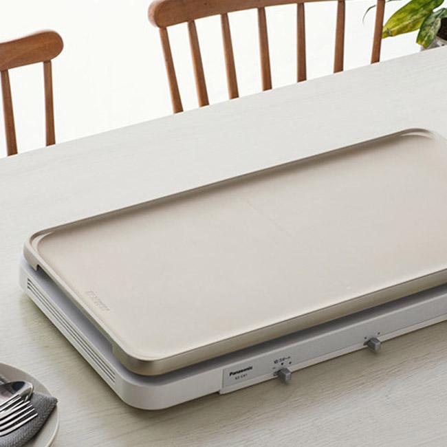 Panasonic KZ-CX1 桌上型 雙口IH電磁爐 電烤盤 國際牌 日本
