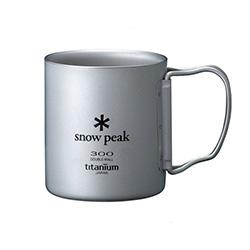 Snow Peak鈦杯