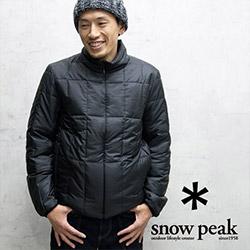Snowpeak 羽絨衣 代購