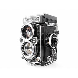 Rolleiflex底片式相機