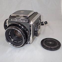 Bronica底片式相機